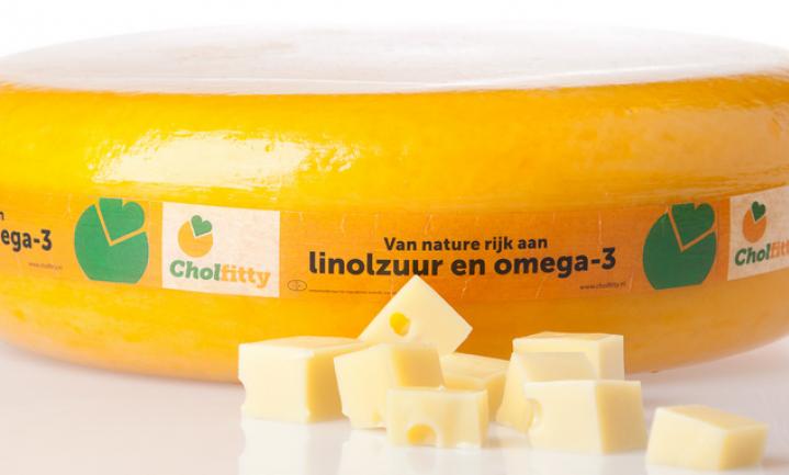Cholfitty-kaas: minder zout, meer gezonde vetten en vitamine K2