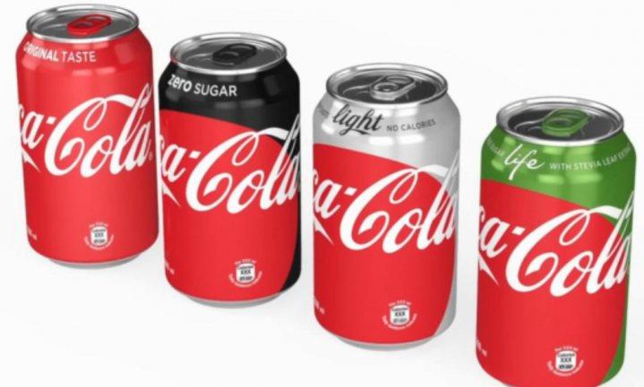 Coca-Cola speelt in op Britse suikertaks