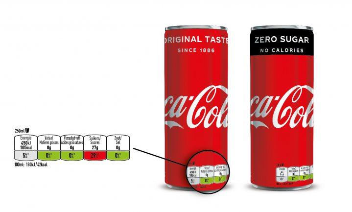 Coca-Cola test de oude liefde van foodwatch en de Consumentenbond