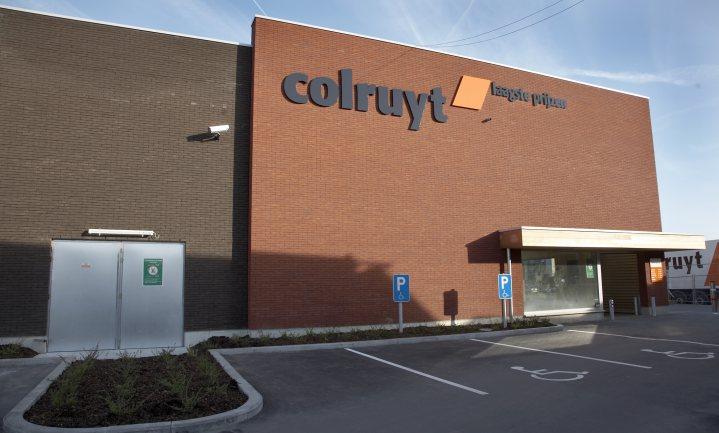 Vlaamse supermarktketen Colruyt blijft marktleider en de goedkoopste