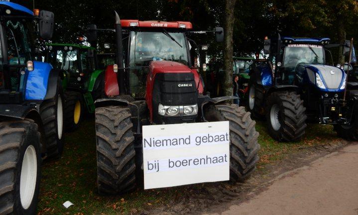 De januskop van de landbouwpolitiek