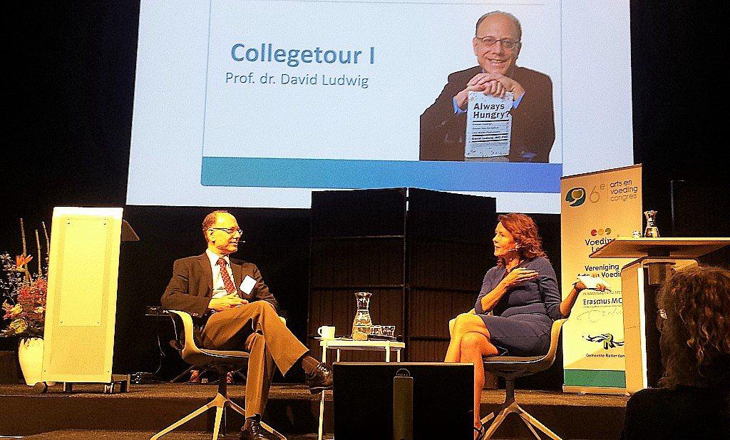 Dokter Ludwig overtuigt Nederlandse artsen van vet
