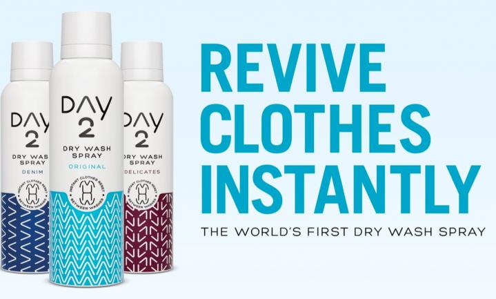Dankzij Unilever kunnen millennials hun kleren wassen terwijl ze over een stoel hangen