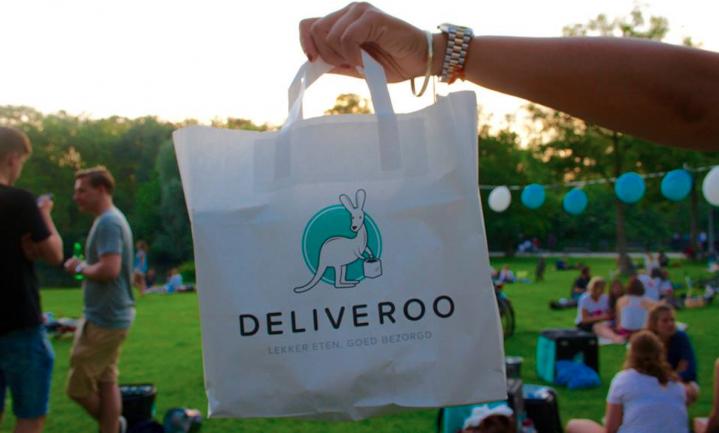 Ook Deliveroo is een databedrijf