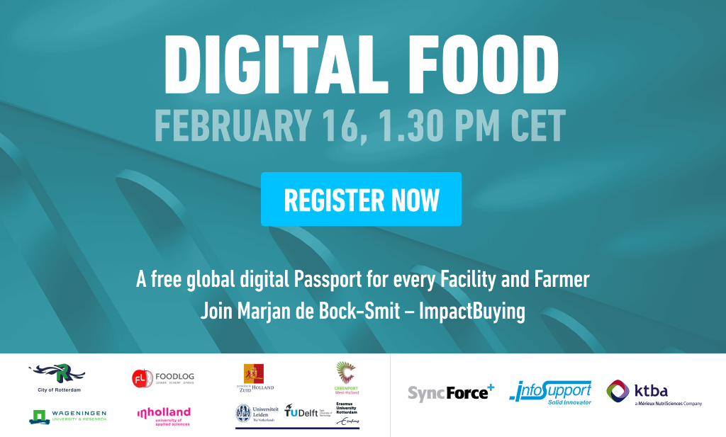 The True Code - a free global digital Passport for every Farmer and Facility
