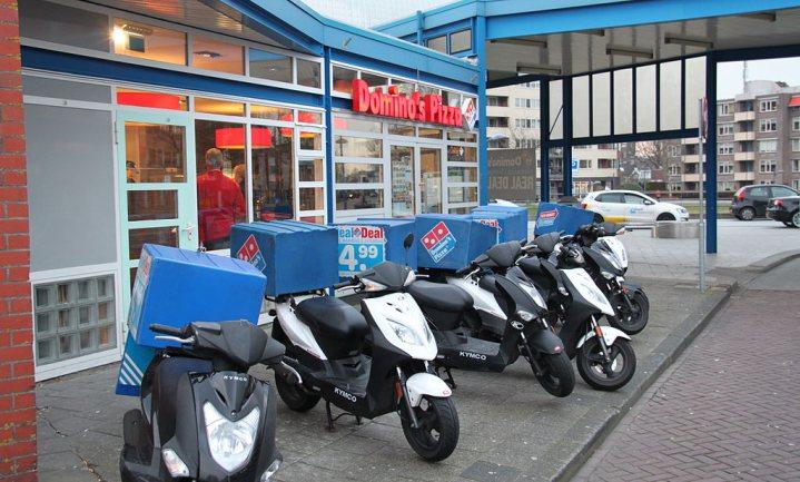 Belgische Domino's breidt uit en brengt ook kip thuis