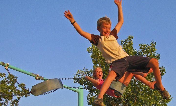 'Kinderen meer laten bewegen op school is van landsbelang'