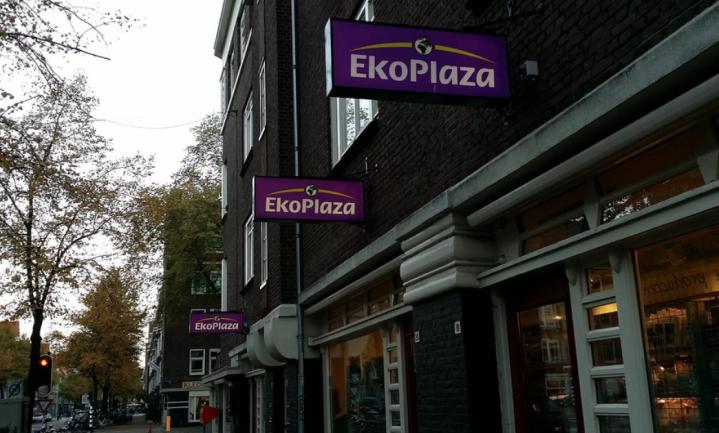 De 'enige gifvrije supermarkt' EkoPlaza start onderzoek naar effect gifvrij eten op ongeboren baby