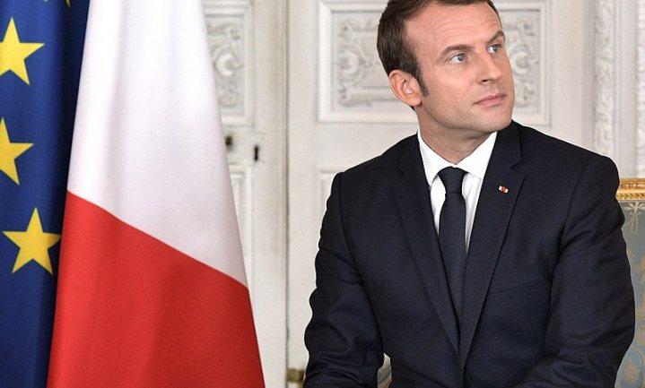 Macron investeert in kleine kernreactoren, high tech landbouw en gezondheid