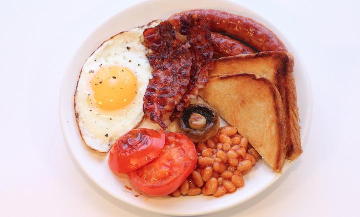 Brexit maakt 'full British breakfast' stuk minder vol