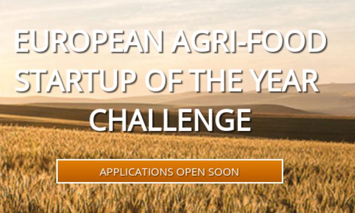 Nederland haalt Finale European Food&Agri startup Challenge binnen