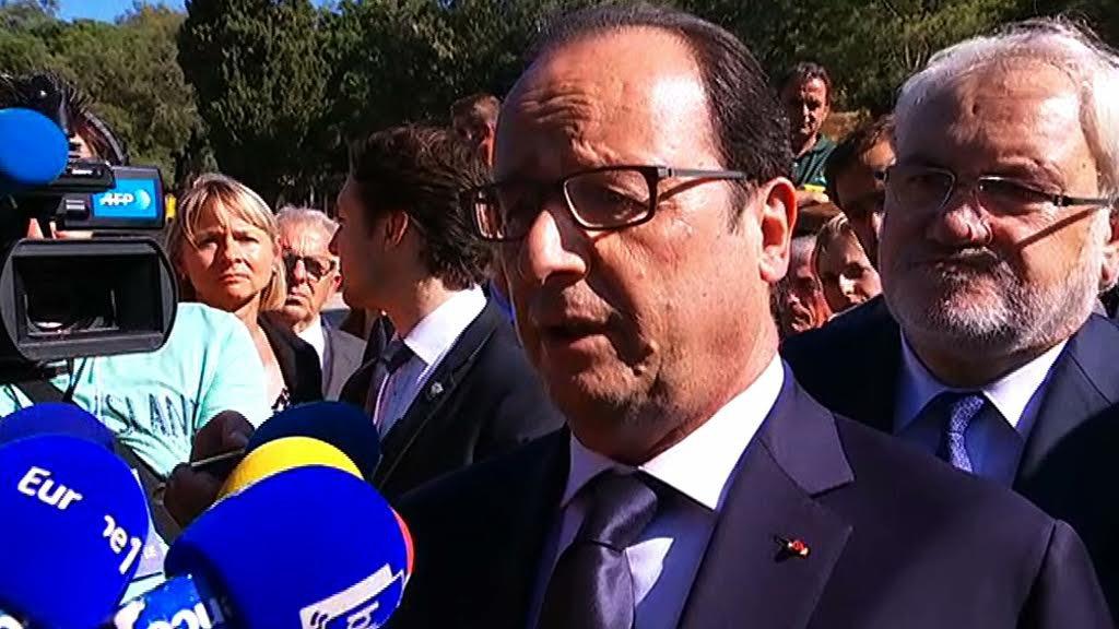 President Hollande: 'we kunnen druk uitoefenen op verwerkers en supermarkten'