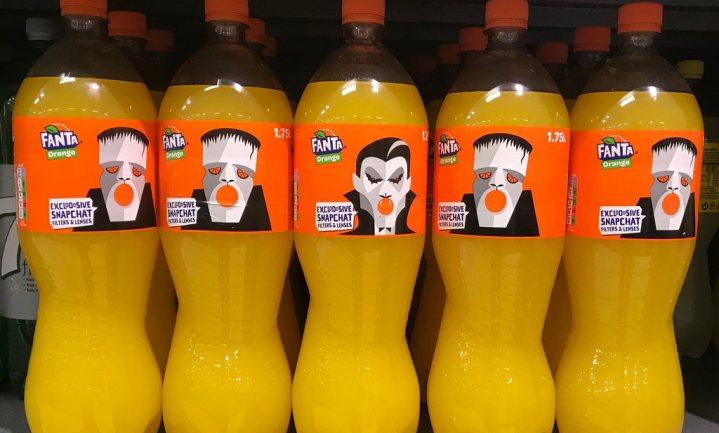 Coca-Cola had 4 jaar nodig om nieuwe Fanta Orange hetzelfde te laten smaken