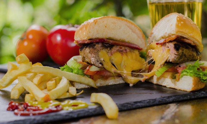 Roermond heeft de grootste 'fastfood-dichtheid' van het land