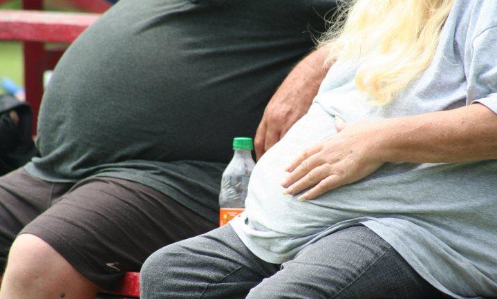 Dubbel zoveel te zware als rokende Britten