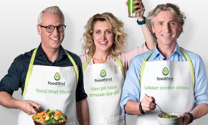 FoodFirst Network wil 'het Netflix voor een gezonde levensstijl' zijn