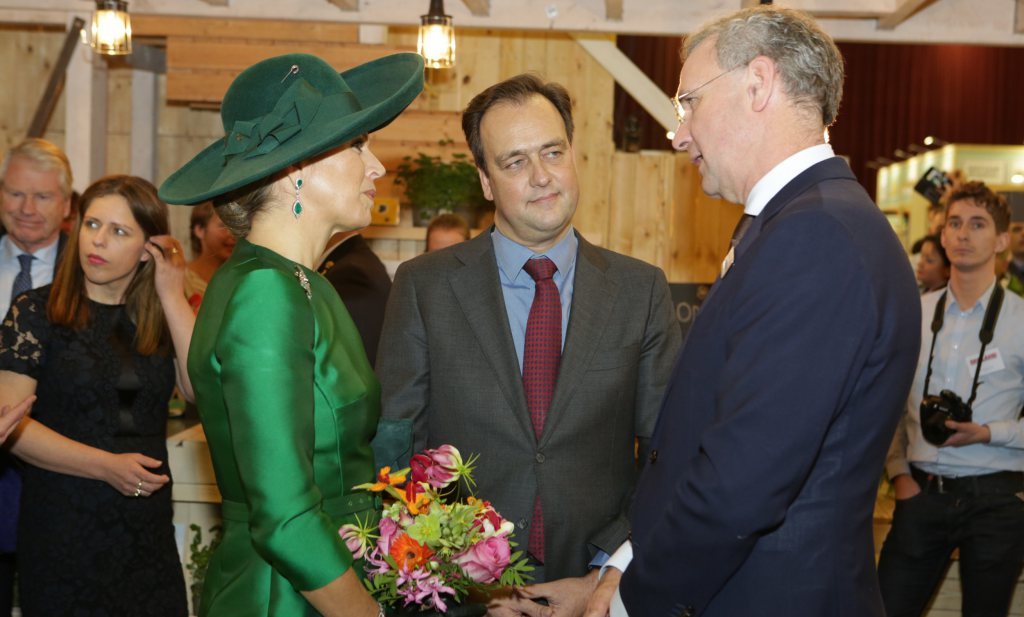 Voor koningin Máxima tellen alle kosten, ook die voor mens en milieu
