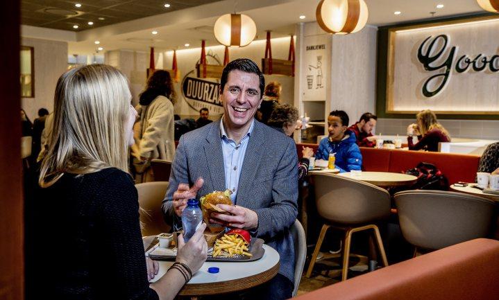 'Beleving' en kwaliteit stuwen omzet McDonald's Nederland naar recordhoogte