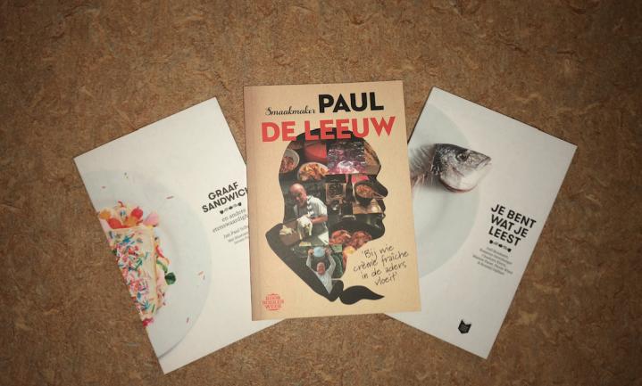 Nederland wil kookboeken om te lezen