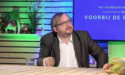Landbouwdebat legt accent op inkomen boer, strijd draait om de ruimte