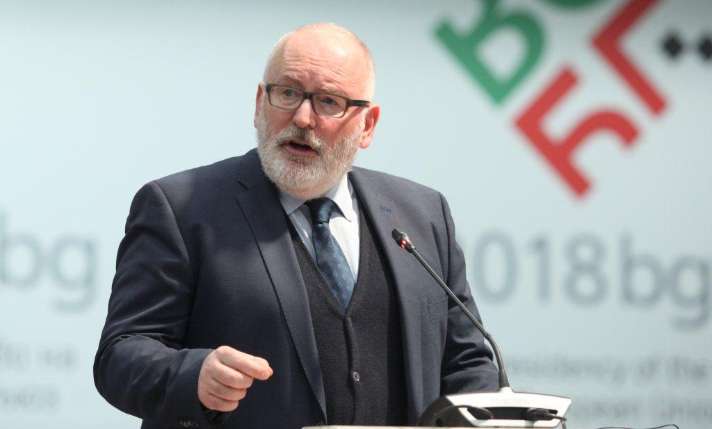 Liever geen koloniaal eten - brief aan Eurocommissaris Frans Timmermans