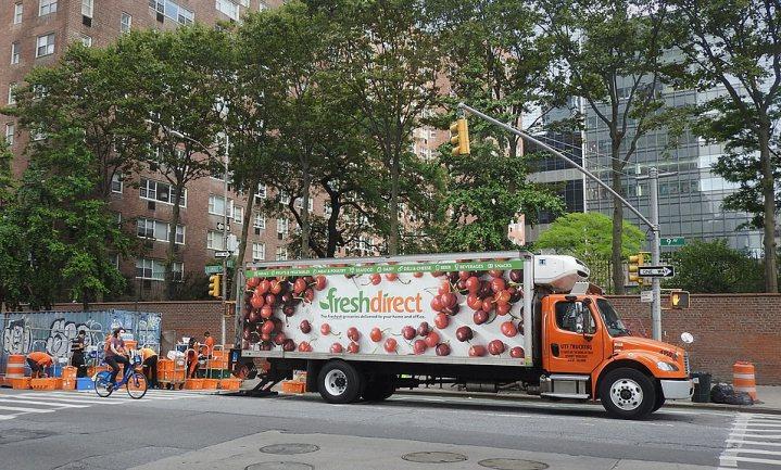 Ahold Delhaize prikt Amazon in de hielen met FreshDirect