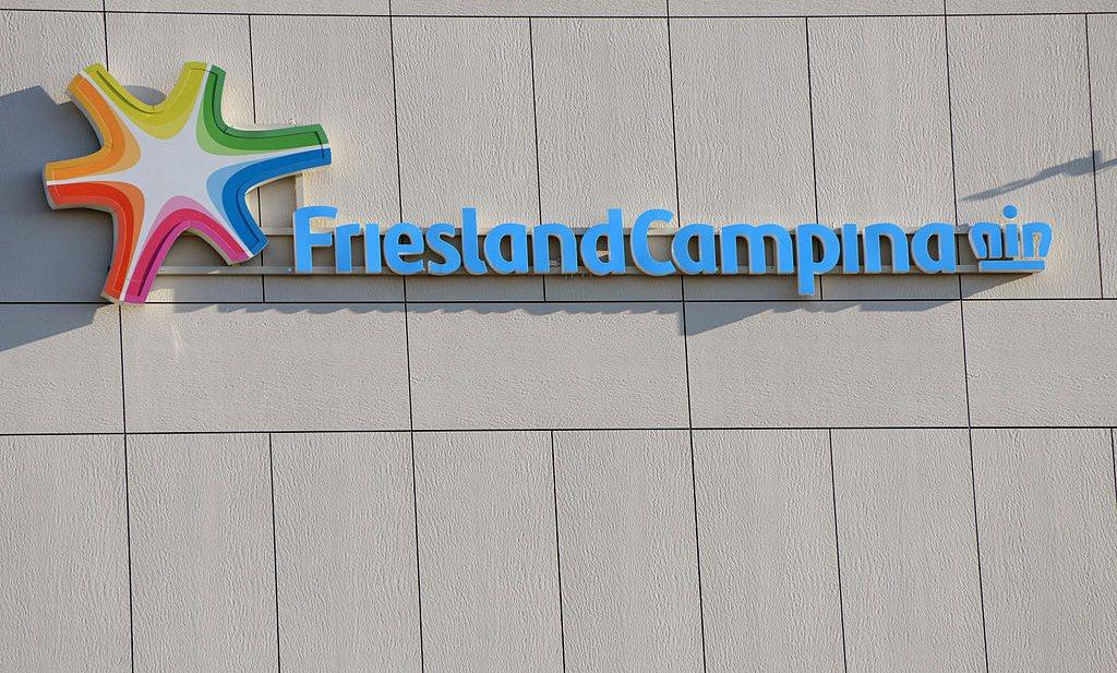 Coöperatie FrieslandCampina laat boeren haar tanden zien