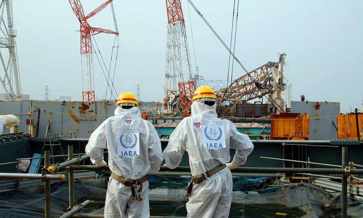 Robot vindt gesmolten reactorkern Fukushima