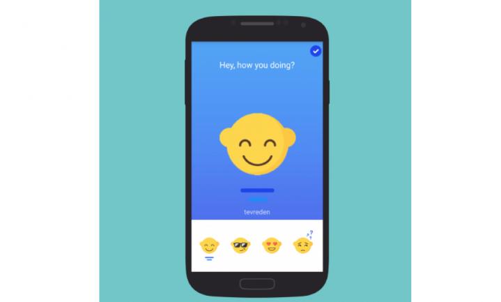 G-Moji app wil psychische problemen bij jongeren voorspellen