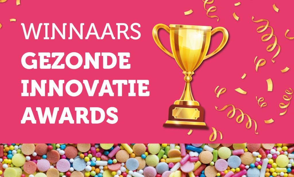 Vakjury en publiek kiezen winnaars Gezonde Innovatie Awards