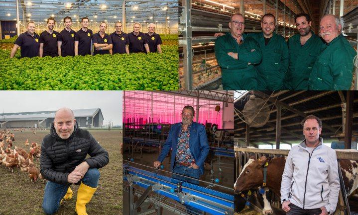 Deze 5 bedrijven strijden om agrarische ondernemersprijs
