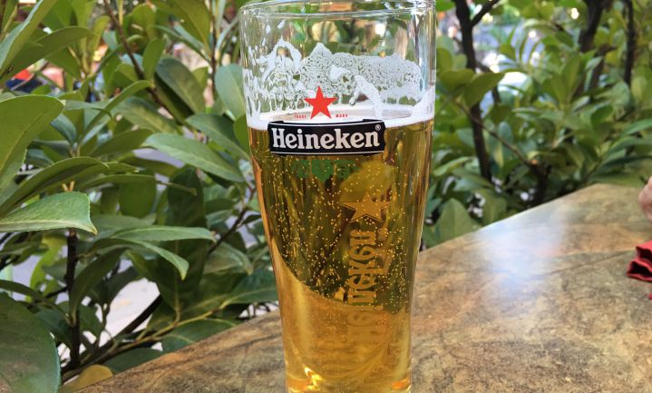 'Geen bier voor wie het hoogste wil bereiken'
