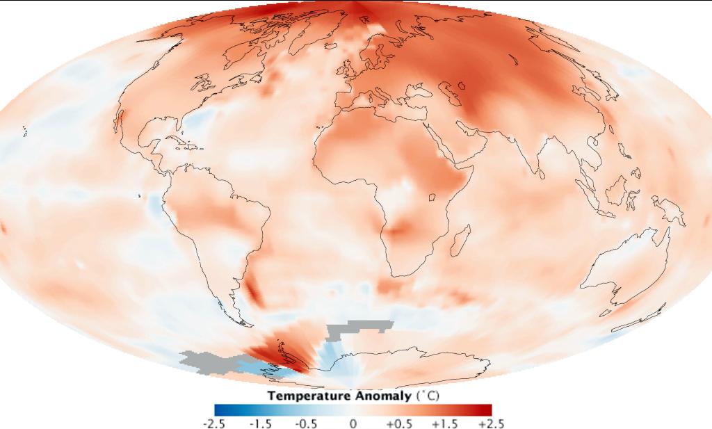 'Klimaatverandering op meerdere manieren levensbedreigend'
