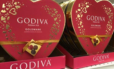 Godiva sch(r)ikt voor €15 miljoen