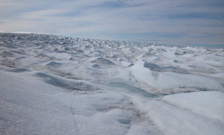 Nog maar een miljoen jaar geleden was Groenland echt groen