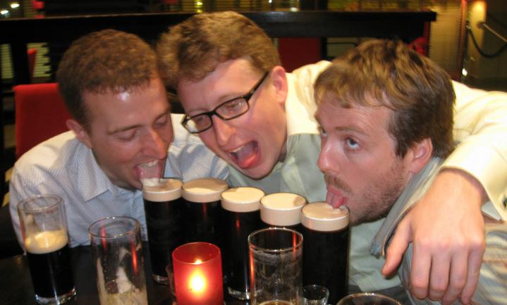 18% Belgen dronken achter het stuur