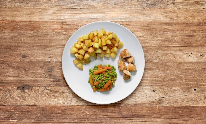 Intelligent groentebord