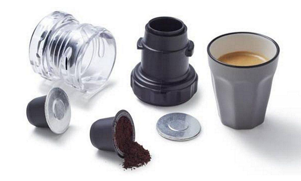 Iemand de HEMA-koffiecapsulemaker al geprobeerd?