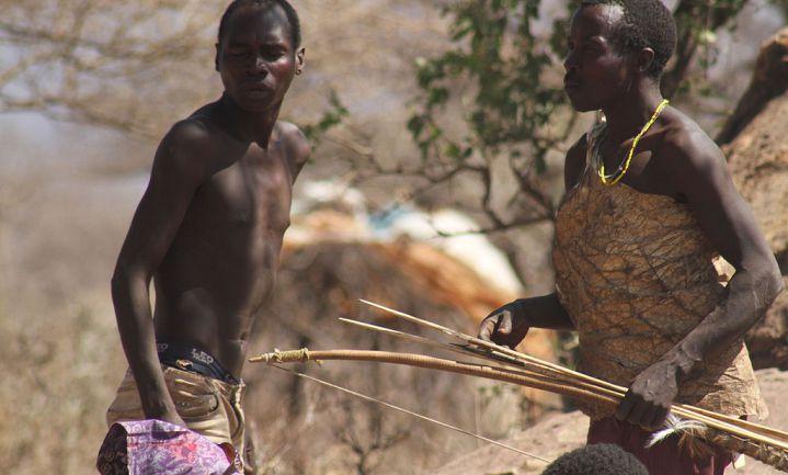 Jager-verzamelaar beweegt 3,5 maal zoveel als moderne norm