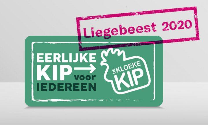 Consument kiest De Kloeke Kip als Liegebeest 2020