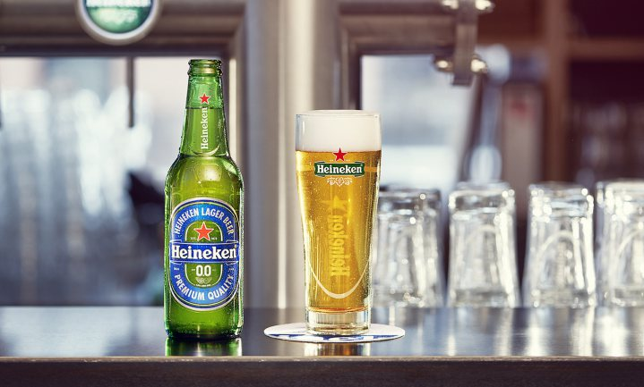 Halvering winst leidt tot nieuwe groeistrategie Heineken