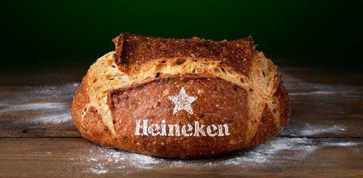 Heineken bakt smakelijker brood van eigen biergist