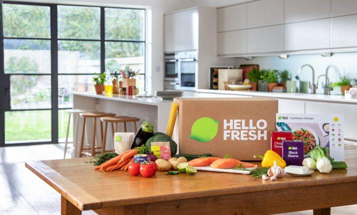 HelloFresh ook succes als boodschappenbezorger