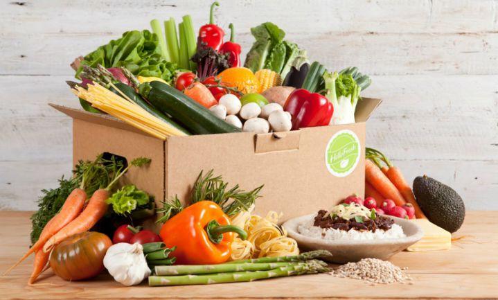 Belgische supers introduceren maaltijdboxen