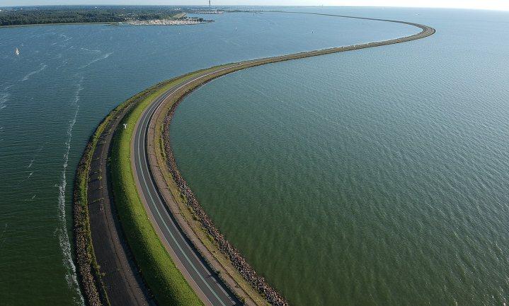 IJsselmeer moet spaarpot voor water worden