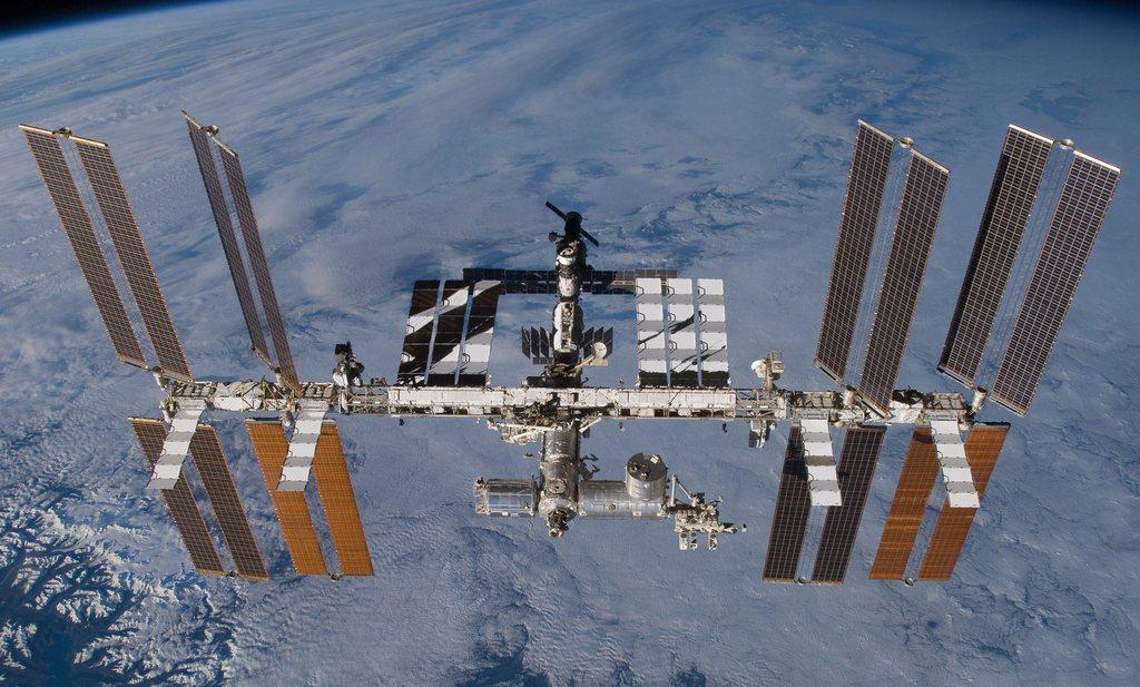 Laagjes edelmetaal beschermen astronaut tegen bacteriën
