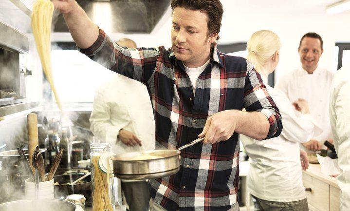 Jamie Oliver stopt met tijdschrift