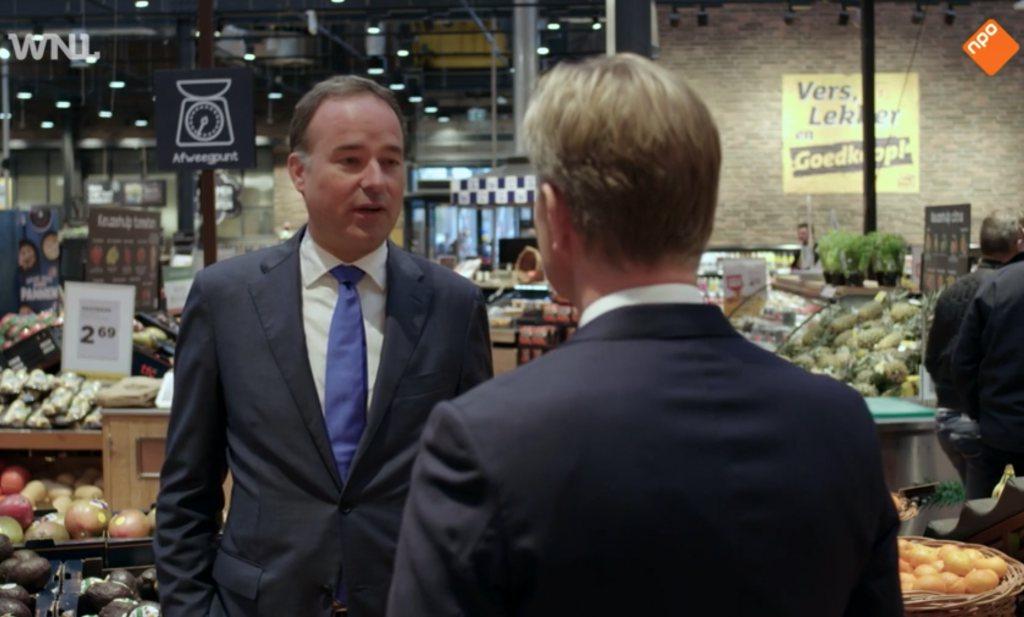 Supermarkten vragen de Nederlandse overheid nu snel te kiezen voor een voedselkeuzelogo