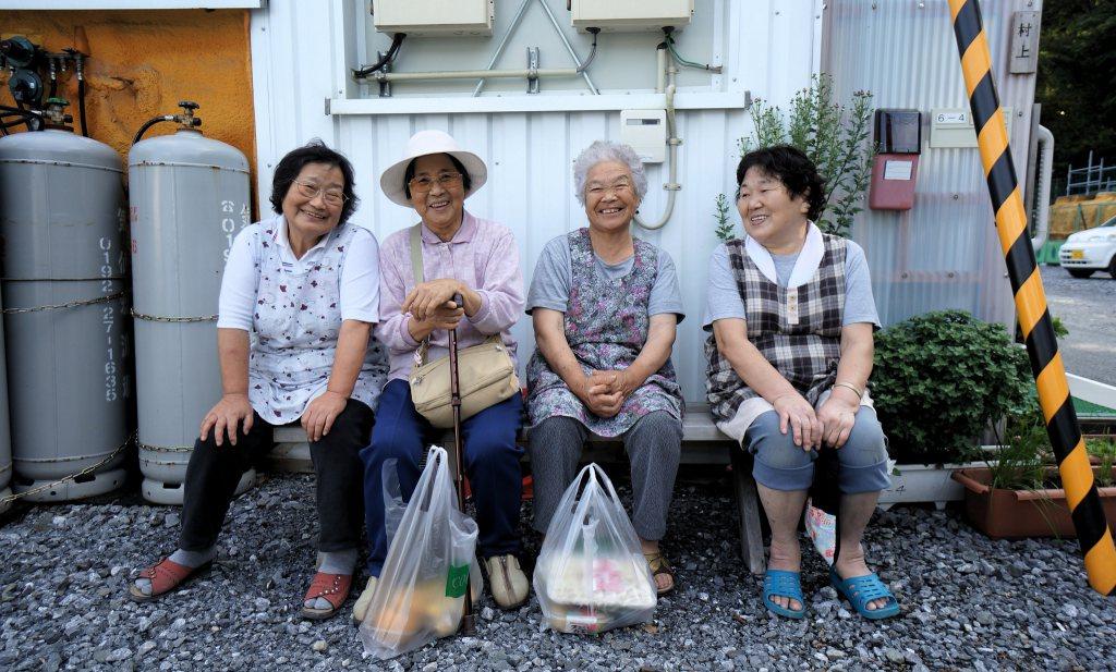 Japanse overheid geeft gepensioneerde 'tweede leven'