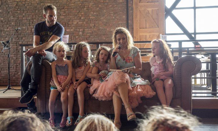 Moeder-met-een-missie Jessica Mendels presenteert kinderboek over voedselallergieën